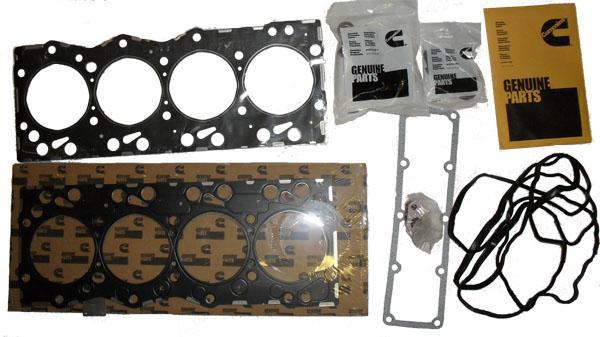 Комплект прокладок верхний (Двигатель 4ISBe)